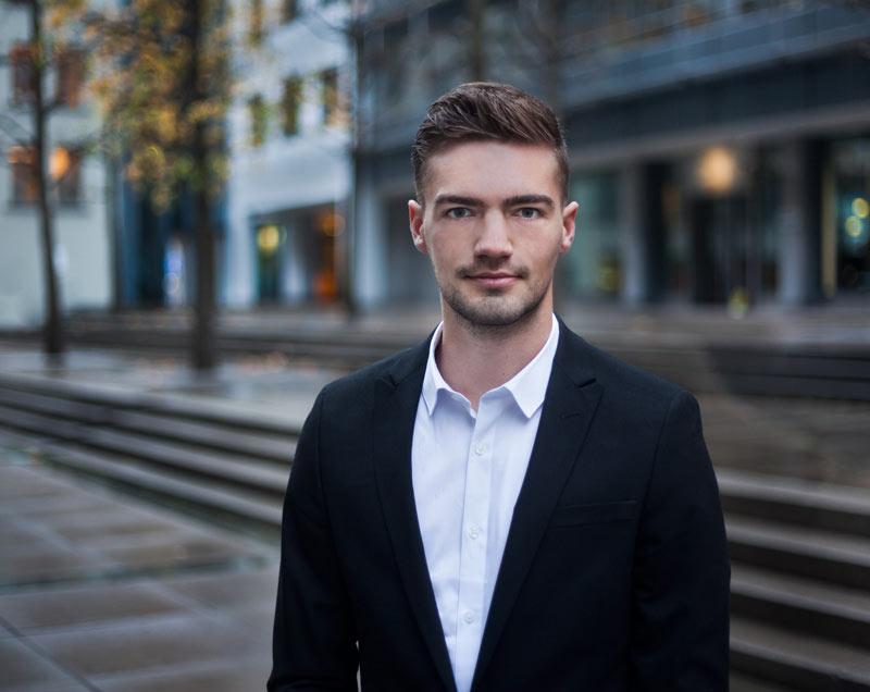 Business Portrait für Ihr Xing und LinkedIn Profil