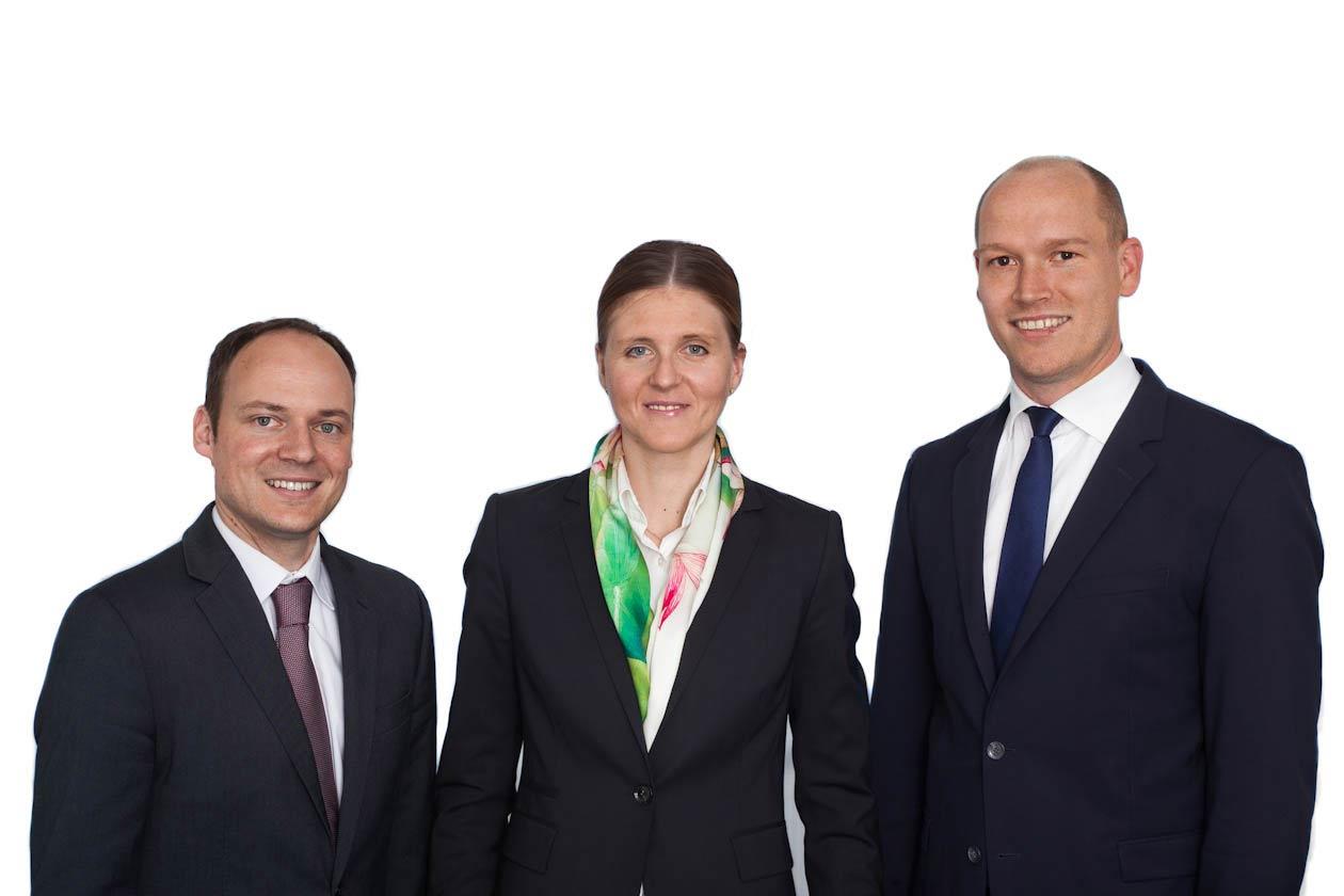 Firmenfotografie Stuttgart - Rechtanwälte