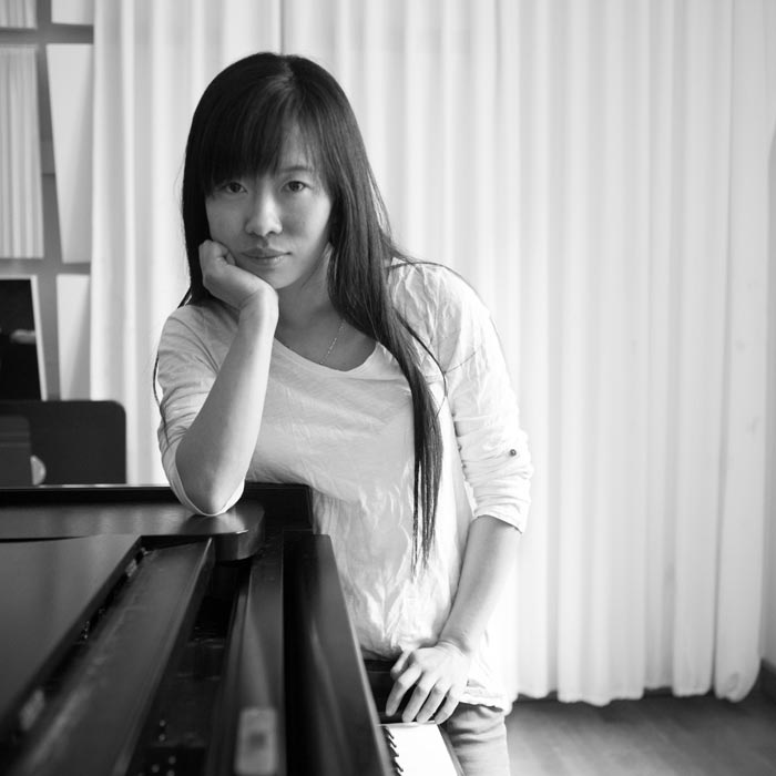 Portraitfotografie Stuttgart: Pianistin