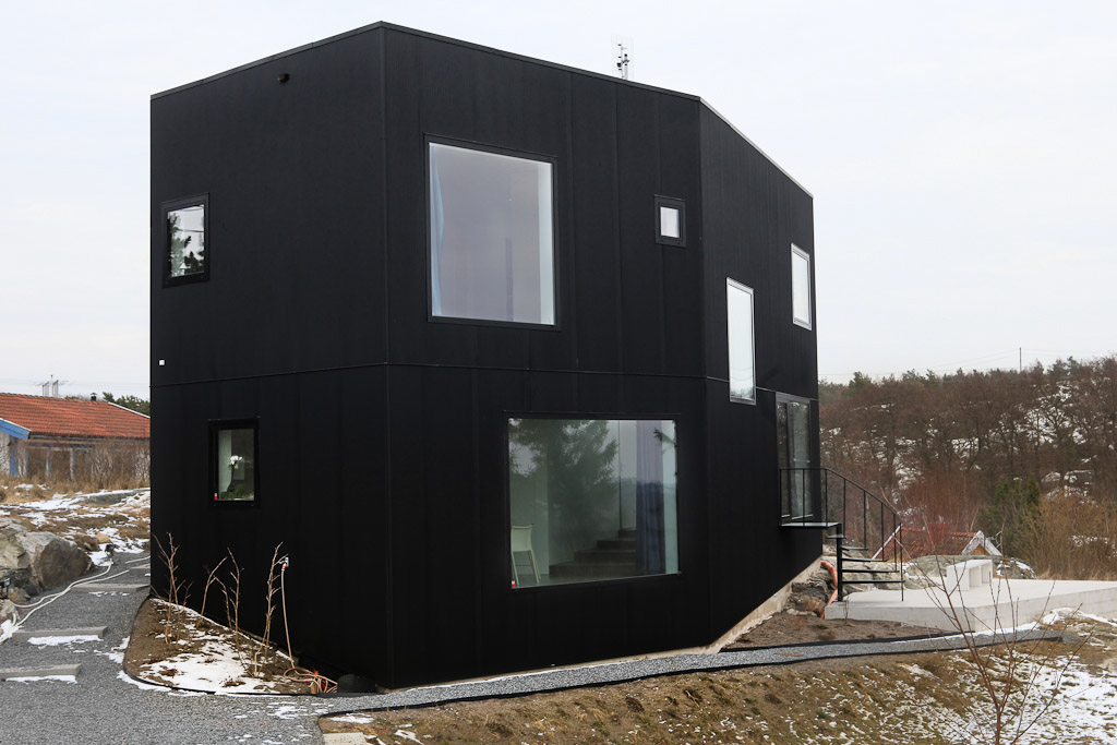 Helsinki Architecture private house