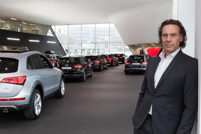 Business Fotografie Audi Sport