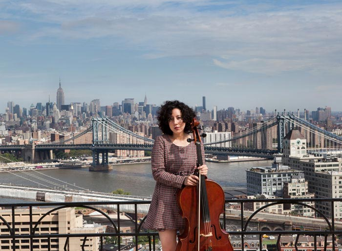 Cellist New York, Brooklyn: Portraitfotografie Stuttgart