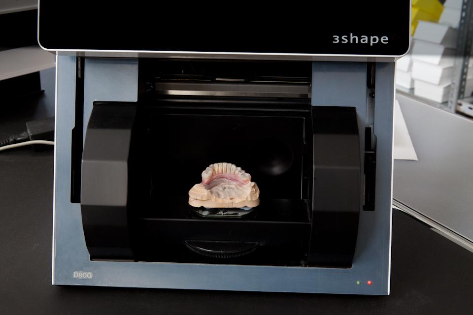 3Shape Dental System™ - Foto - CAD/CAM-Konstruktionssystem