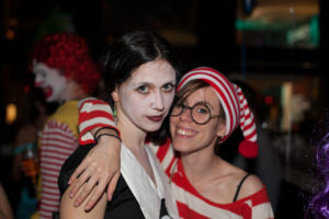 Photographs of the Costume Party - Yart Bar Stuttgart Königstrasse