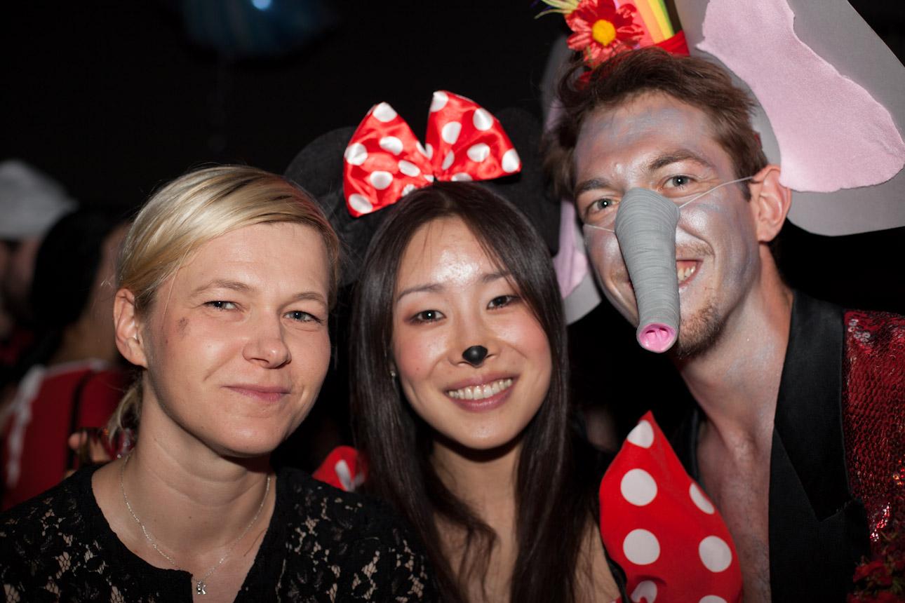 Kostüm Party - Yart Bar Stuttgart Königstrasse