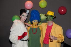 Costume Party - Yart Bar Stuttgart Königstrasse