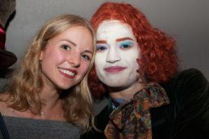 Portraitphotos Kostüm Party Obligation Animation, Yart Bar Königstraße Stuttgart