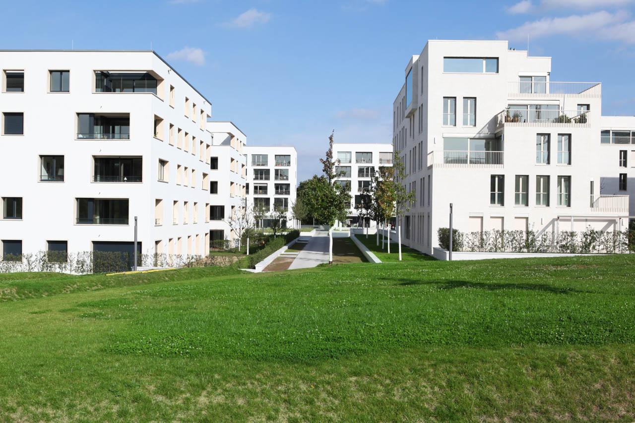 Foto Stuttgart: Das neue Stadtquartier Killesberg, Stuttgart