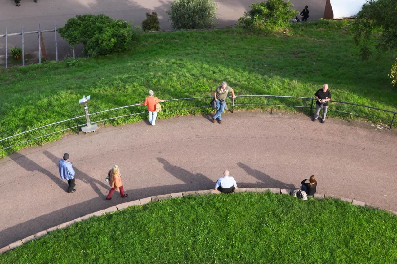 Killesbergturm Stuttgart im Höhenpark - Foto Stuttgart