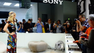 Messestand Sony Eventfotografie