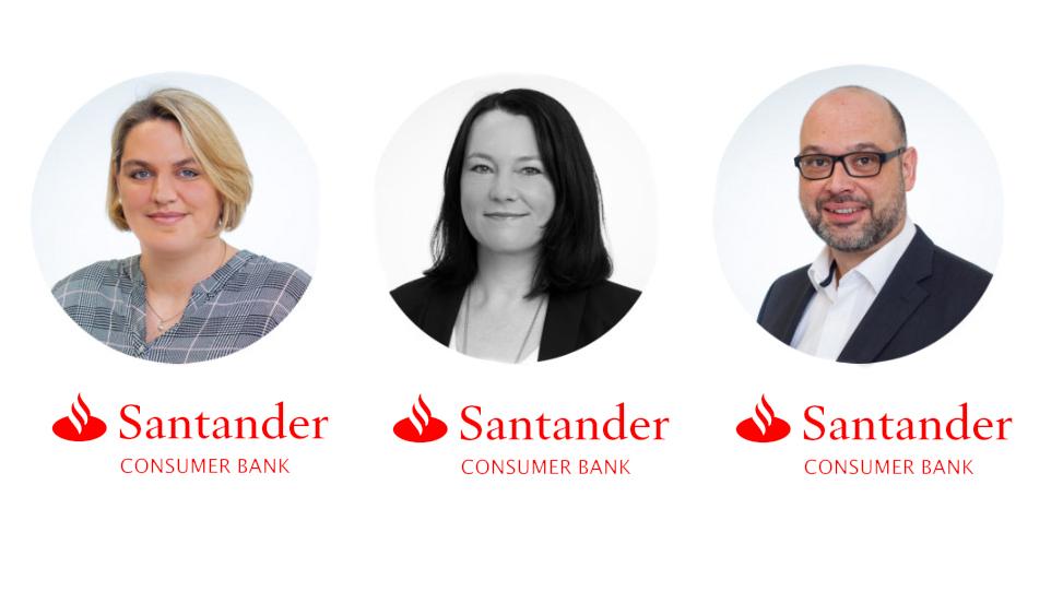 Imagefotografie Santander Consumer Bank