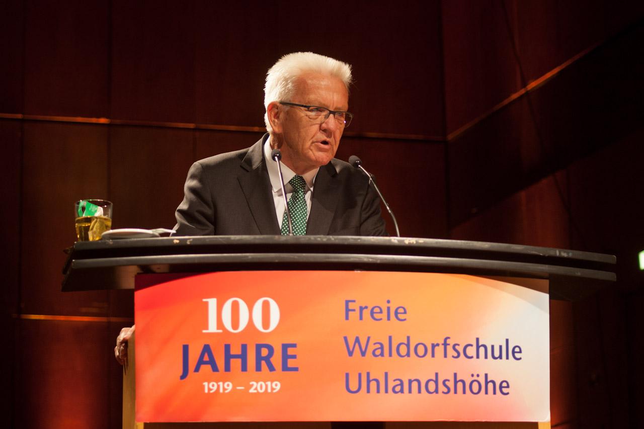 Eventfotografie für Veranstaltungen in Stuttgart. Eventreportage, Fotoreportagen und Pressfotografie 100 Jahre Waldorfschule.