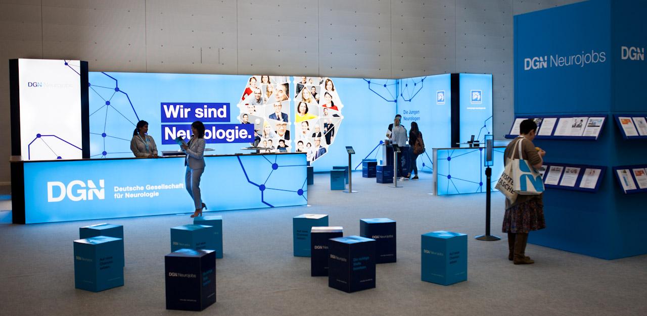 Messefotografie DGN Kongress Stuttgart