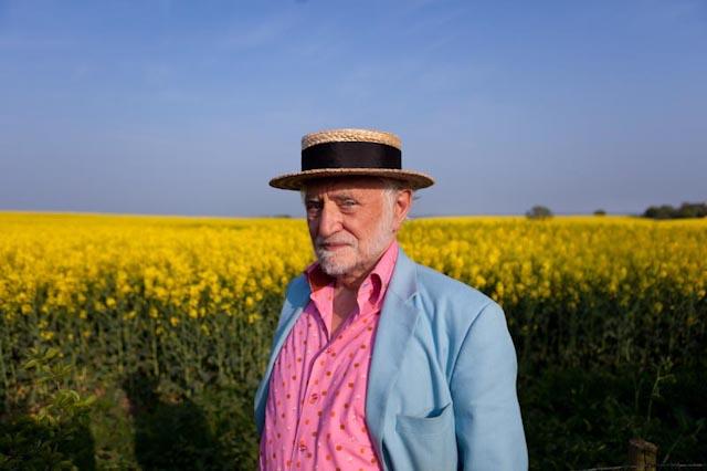 Portraitfotografie Stuttgart: Stanley Wells Chairman of the Shakespeare Society